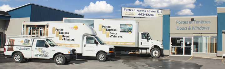 POrtes Express Doors & Trims
